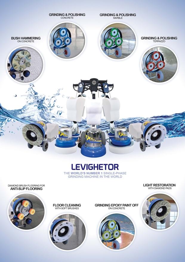 The Levighetor 1